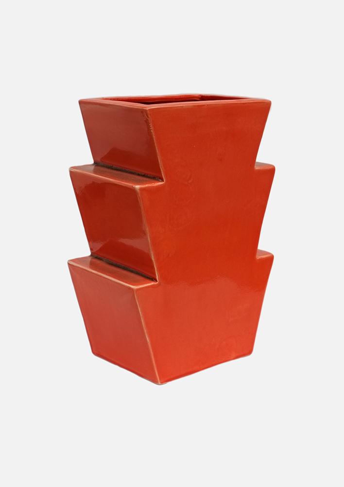Prism Vases